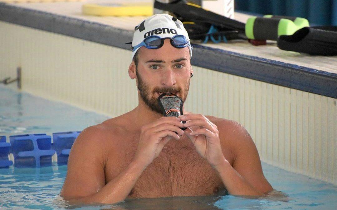 Domenico Acerenza, campione di nuoto nato a Sasso di Castalda (PZ)