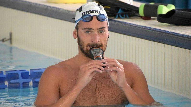 Nuoto, il lucano Acerenza conquista un altro bronzo e un argento