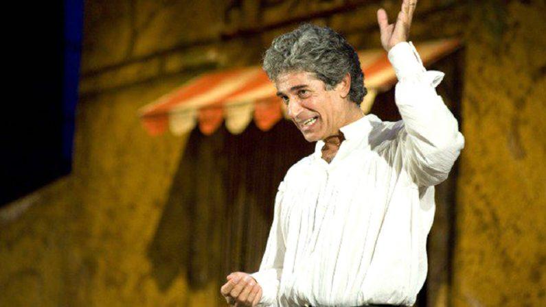 """Jannuzzo ad Altomonte: nel suo """"Recital"""" un omaggio a Totonno Chiappetta"""