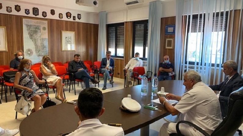 La Guardia Costiera: «Mare inquinato a causa del malfunzionamento dei depuratori»