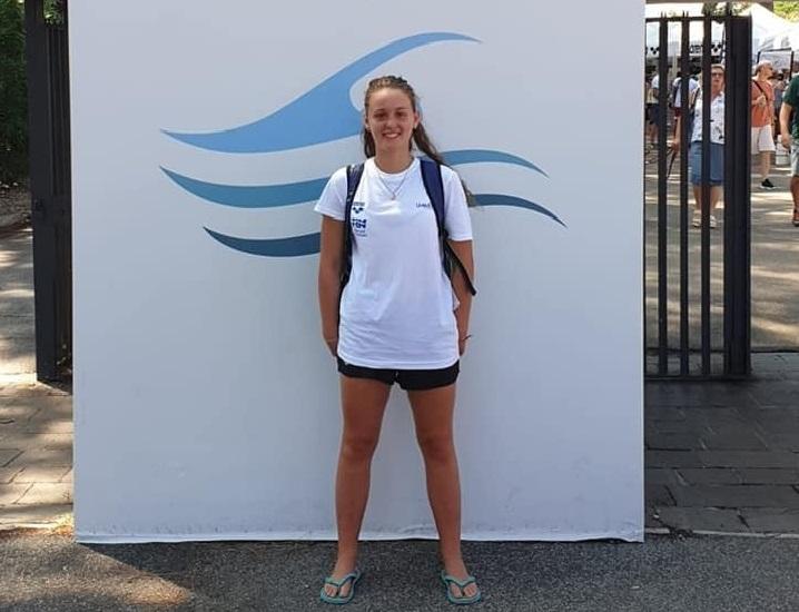 Nuoto, la lucana Marsicano è campionessa italiana juniores