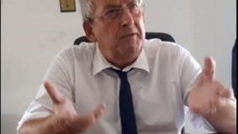 Magorno, sindaco di Diamante: «È vero, sono un sindaco sceriffo»