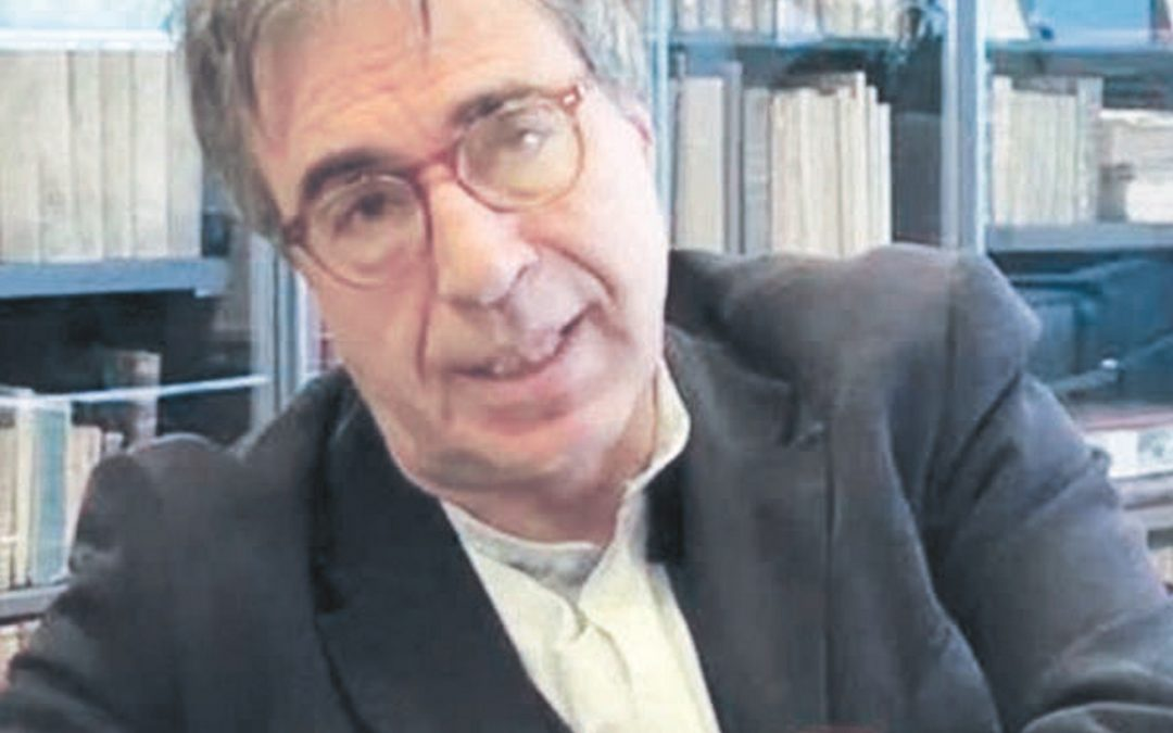 Il dottor Massimo Ciccozzi