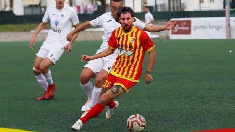 Leo Messi  in Calabria, che spasso