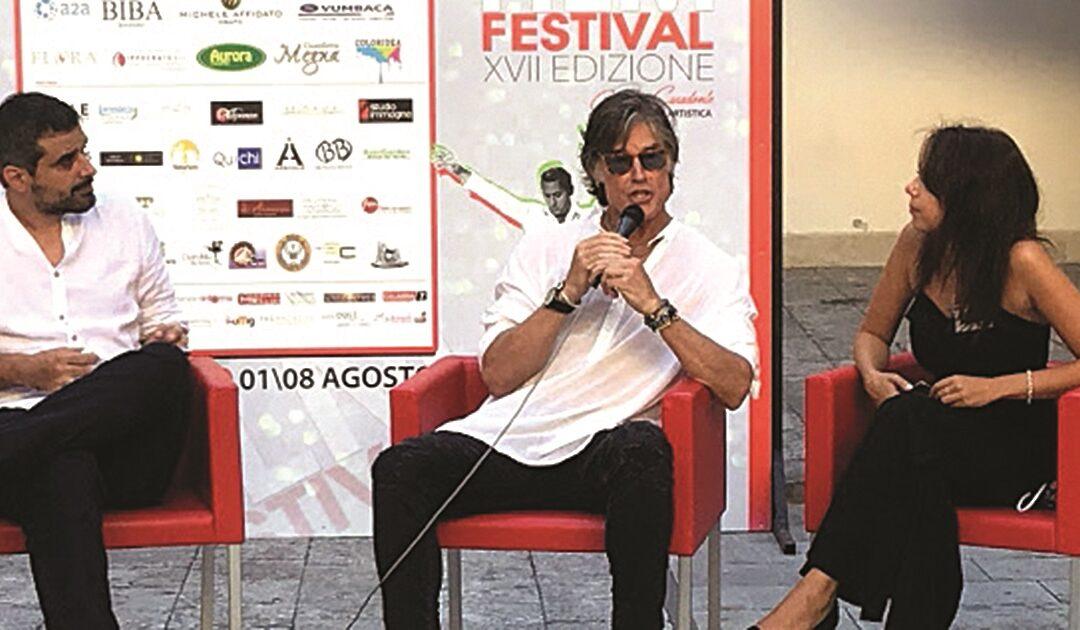 Ronn Moss al Magna Graecia Film Festival