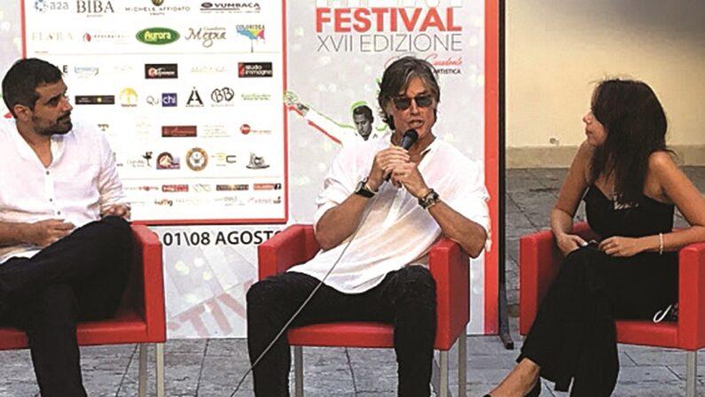 Magna Graecia film festival, Ronn Moss: «Ridge? Volevo essere Ringo Starr»