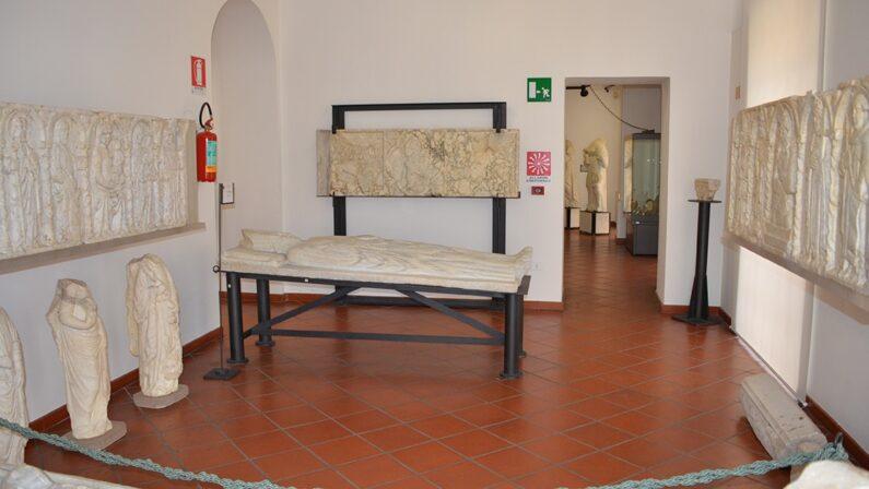 Mileto, riprendono gli incontri all'aperto al Museo statale