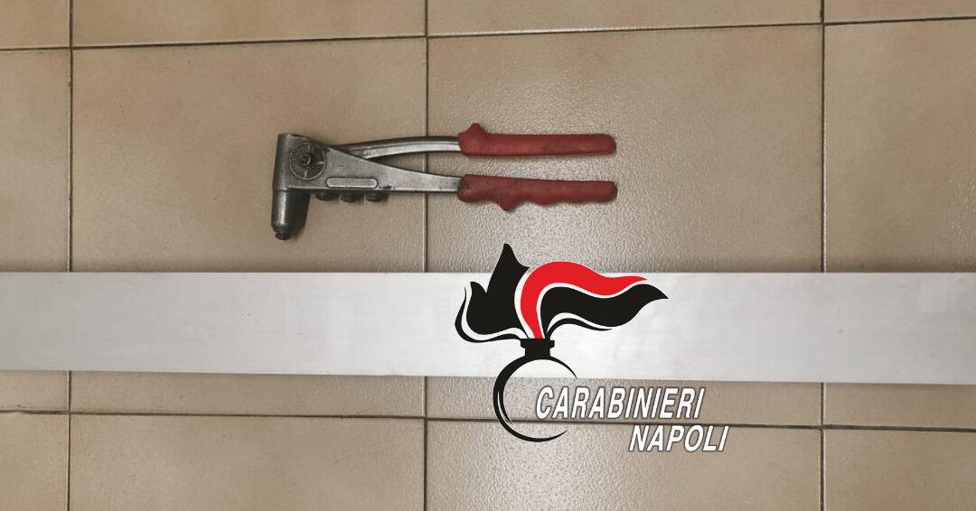 Sant'Antimo: violenza di genere, carabinieri arrestano un altro figlio violento