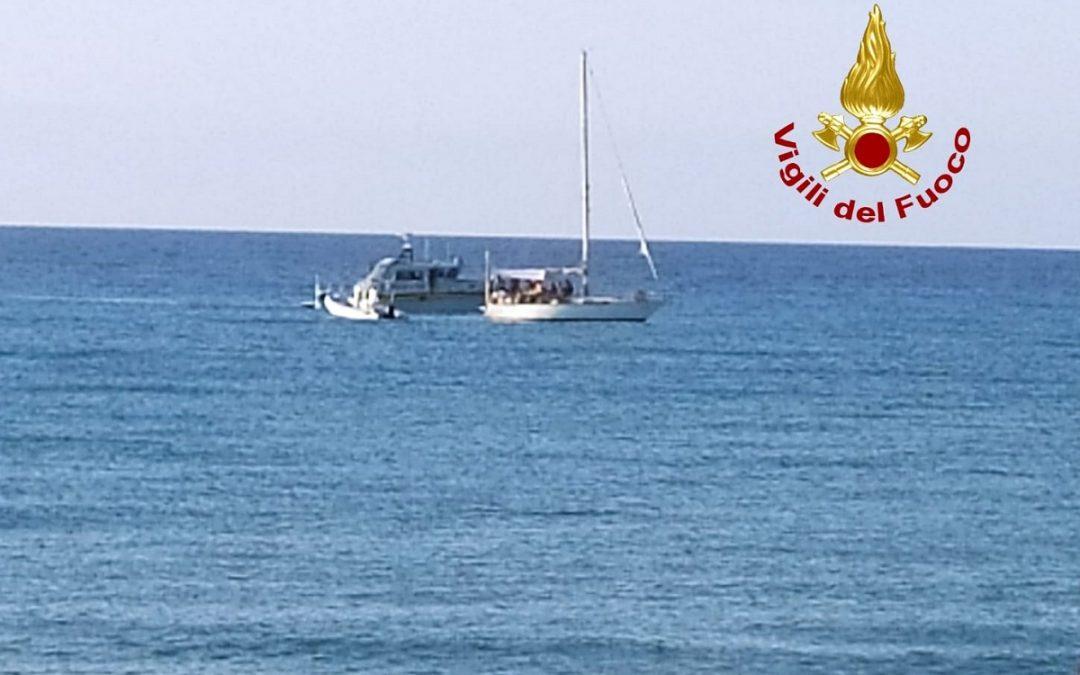 Nuovi sbarco in Calabria: 36 migranti arrivati a Sellia Marina