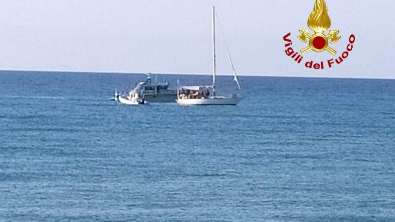 Nuovo sbarco in Calabria: 36 migranti arrivati a Sellia Marina