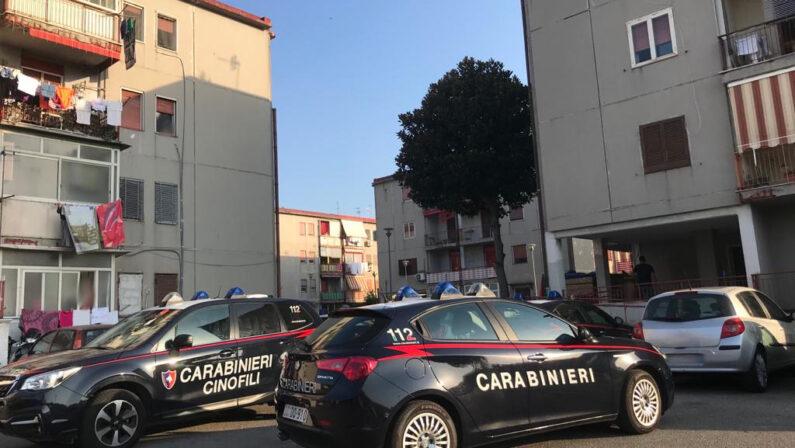 Controlli a tappetto a Torre Annunziata da parte dei carabinieri, 11 persone arrestate