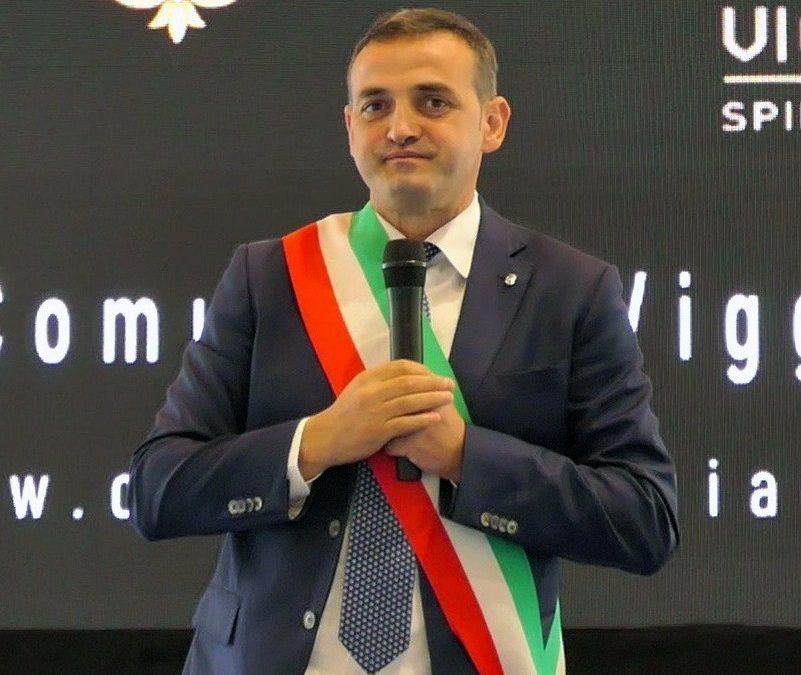 Amedeo Cicala (Lega), sindaco di Viggiano