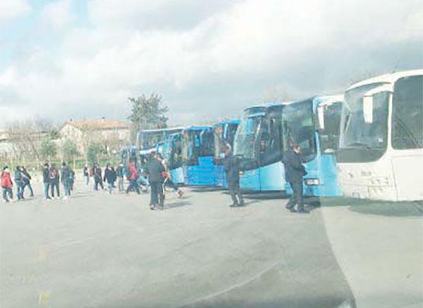 Avellino, terminal bus e scuole, rischio collasso a settembre