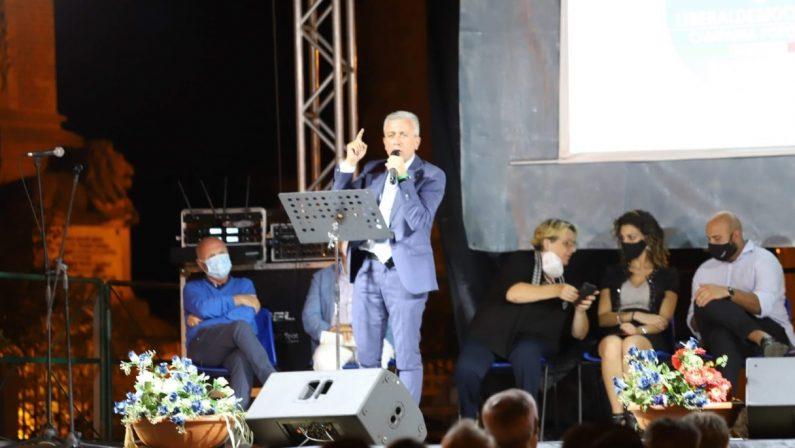 Sicurezza, sanità, giovani, ferrovia: le sfide di Giacomo Rosa in corsa per il Consiglio regionale