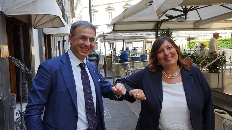 Regionali, Ciarambino e Costa: 2Faremo della Campania una regione green