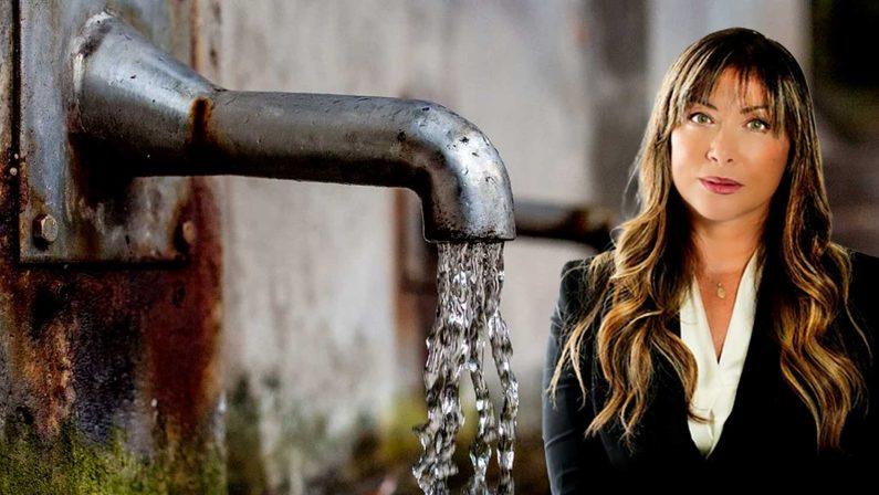 Biancamaria D'Agostino (Lega): Avellino ancora senz'acqua, basta con i fondi europei nelle sagre della polpetta