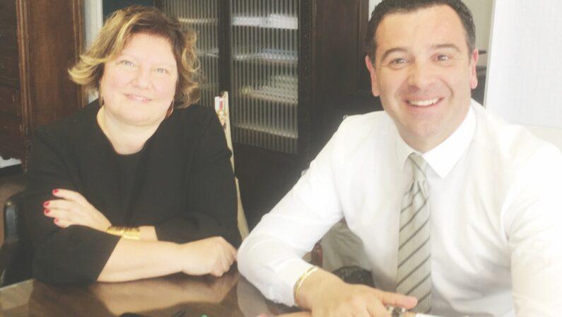 Il sindaco Gianluca Festa perde pezzi: l'assessore ai fondi europei, Germana Di Falco si dimette