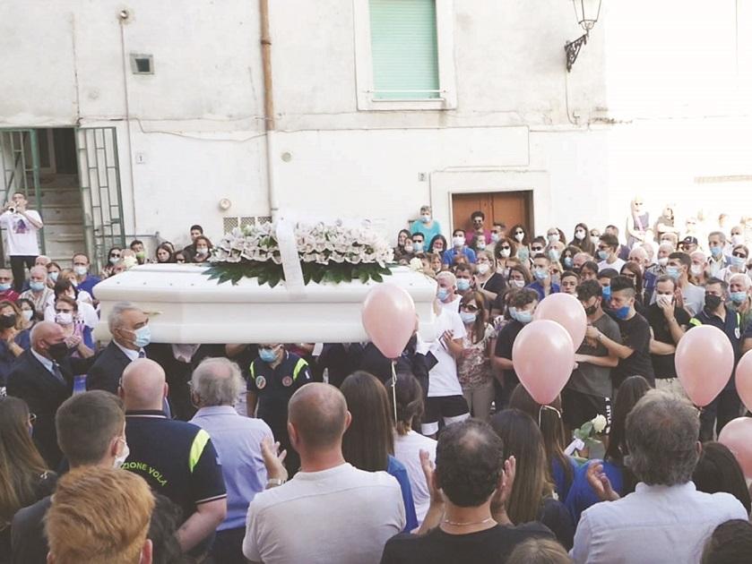 Il funerale di Silvia
