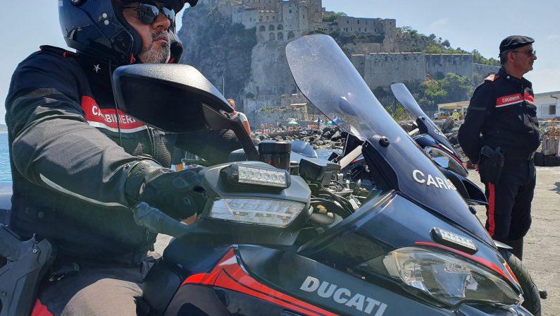ISCHIA E PROCIDA: Carabinieri presidiano le isole, 9 persone denunciate