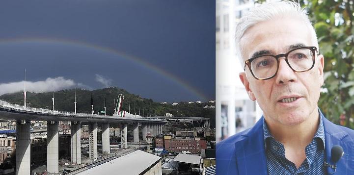 """Ponte San Giorgio, Coppola: """"Ecco perché è sicuro"""""""