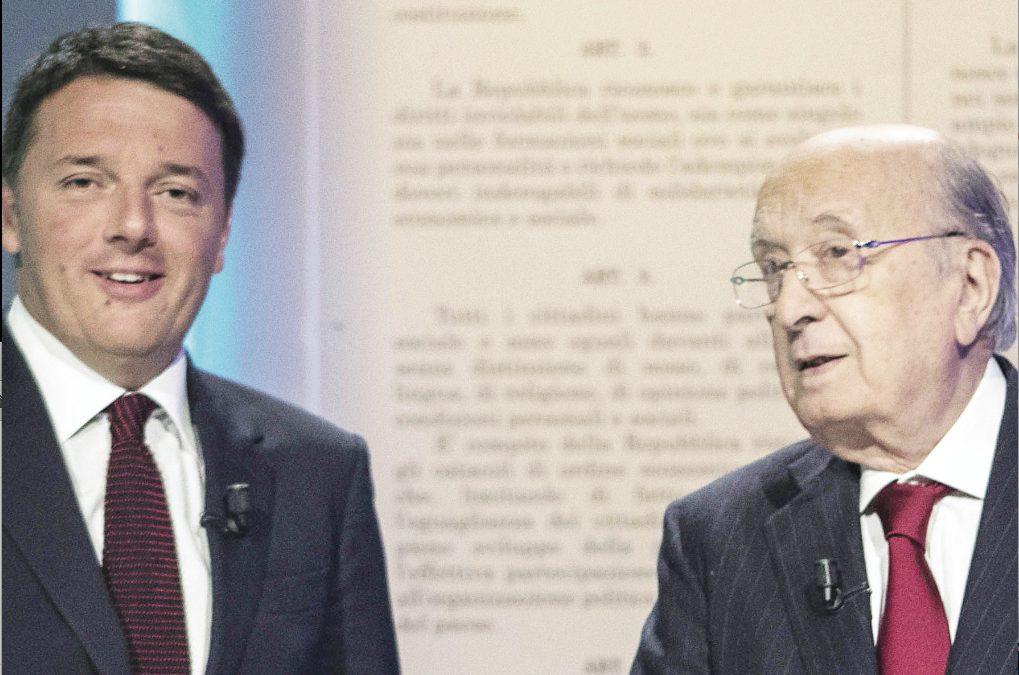 Regionali: Renzi e De Mita verso l'intesa