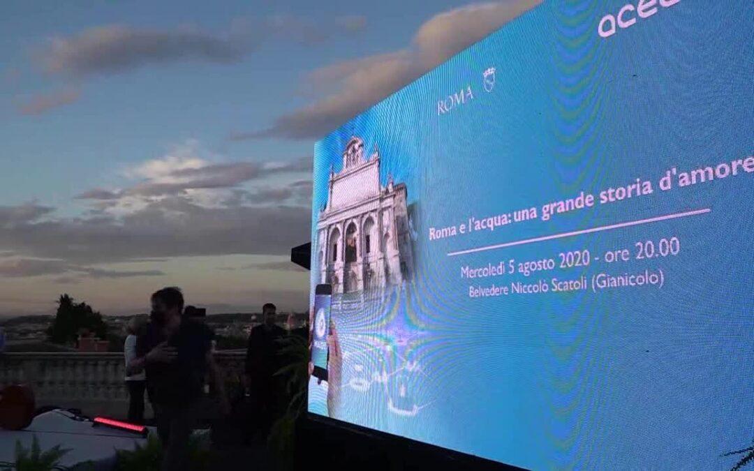 Roma e la sua acqua, una app svela il legame