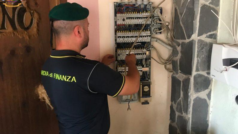Furto di energia elettrica, denunciato il titolare di una discoteca nel Cosentino