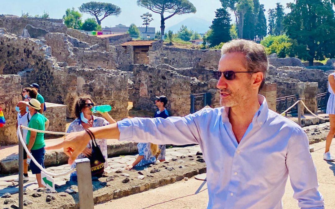 Regionali: Caldoro: De Luca diffonde allarmismo dalla Puglia ed io rilancio da Pompei