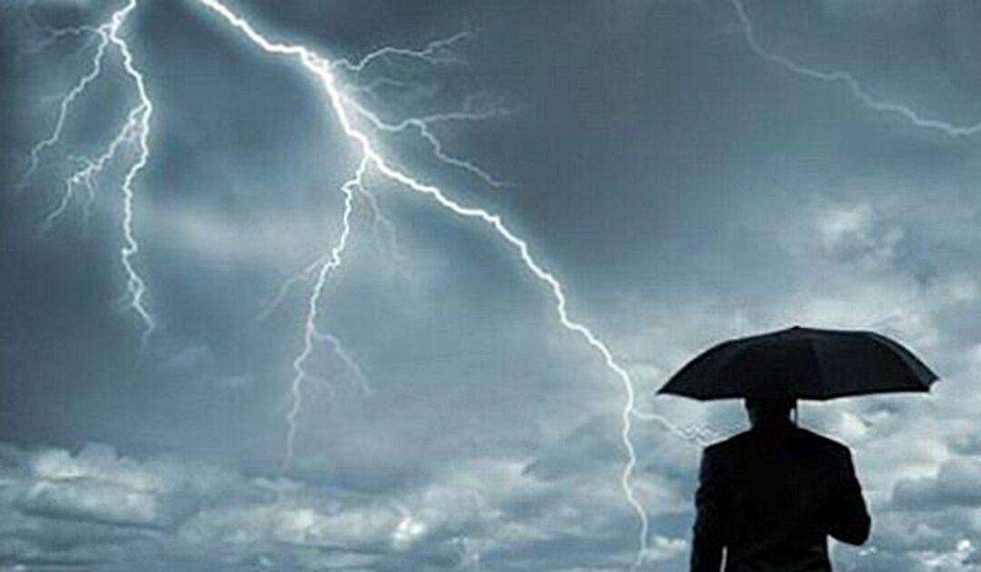 Maltempo: allerta arancione in Basilicata, il meteo indica temporali al Sud