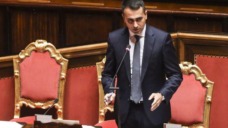 Luigi Di Maio: «Piena fiducia a Conte e ai vertici dell'Intelligence»