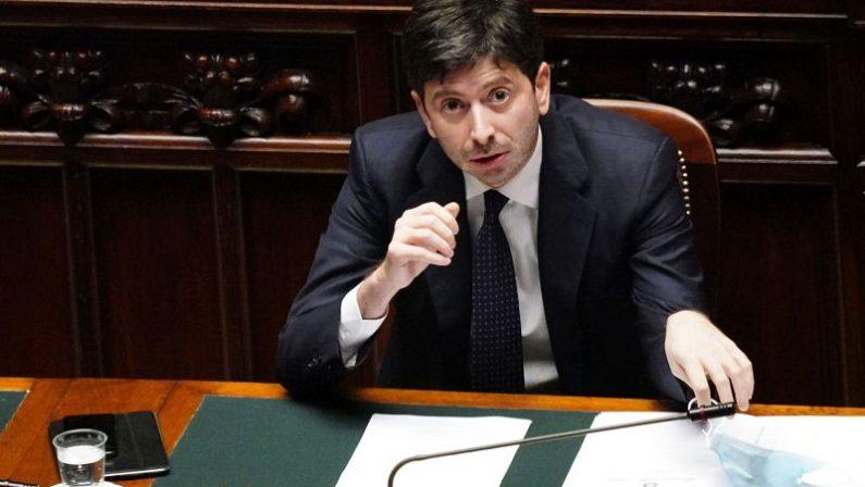 Recovery Fund, il ministro Speranza: «La presentazione del piano sarà a inizio gennaio»