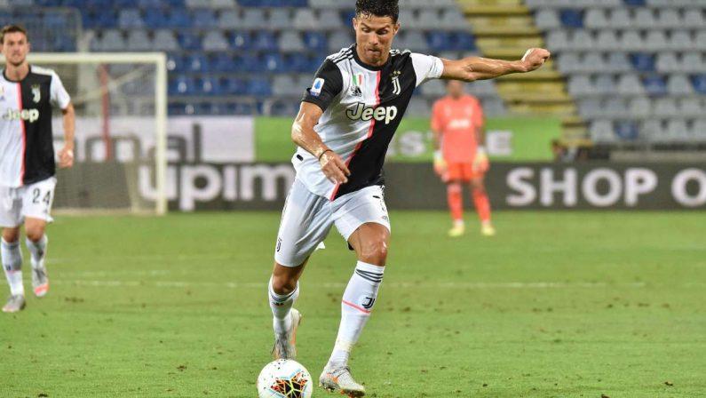 Seria A, prima amichevole per la nuova Juve di Pirlo: 5-0 al Novara