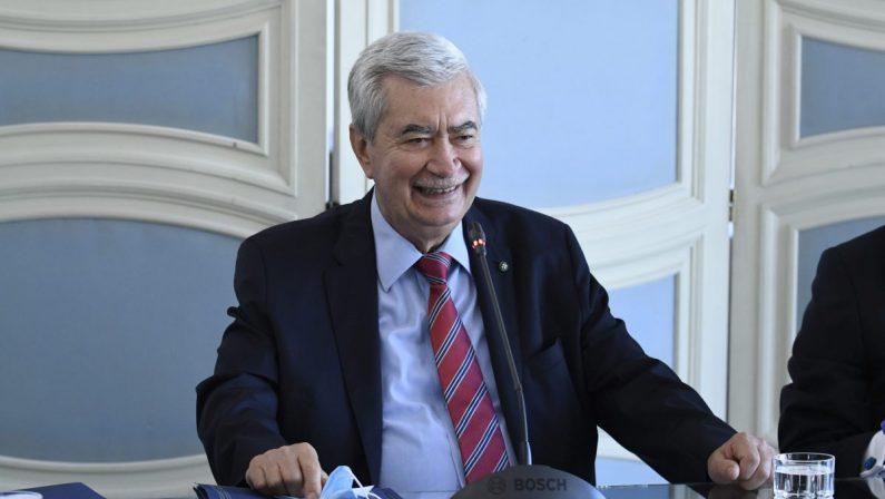 Mario Rosario Morelli eletto nuovo presidente della Corte Costituzionale