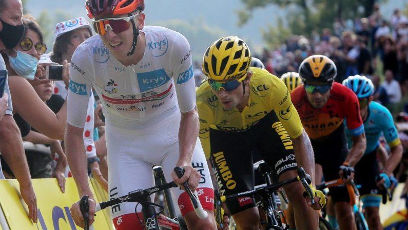 Tour De France, Kwiatkowski vince la 18esima tappa, Roglic resta in maglia gialla