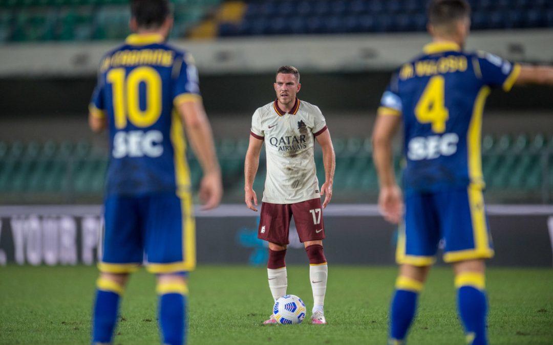 Serie A. Nessun gol al Bentegodi, Verona-Roma finisce 0-0