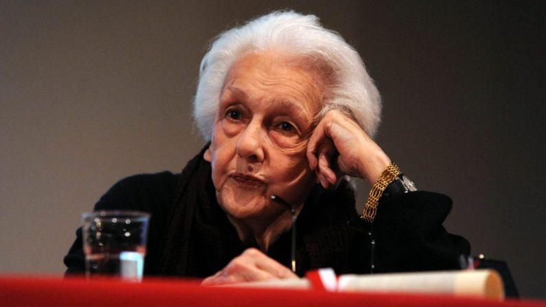 Lutto nel mondo dell'informazione, è morta Rossana Rossanda, fondò Il Manifesto