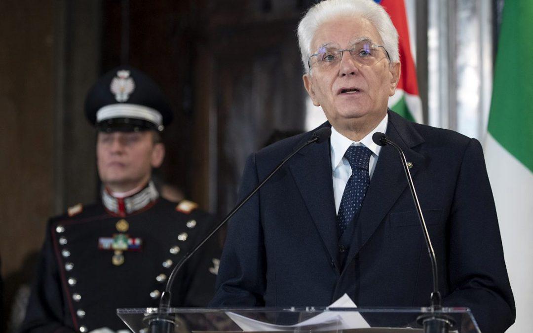 """Mattarella celebra i 75 anni dell'Onu """"Rafforzare la partecipazione"""""""