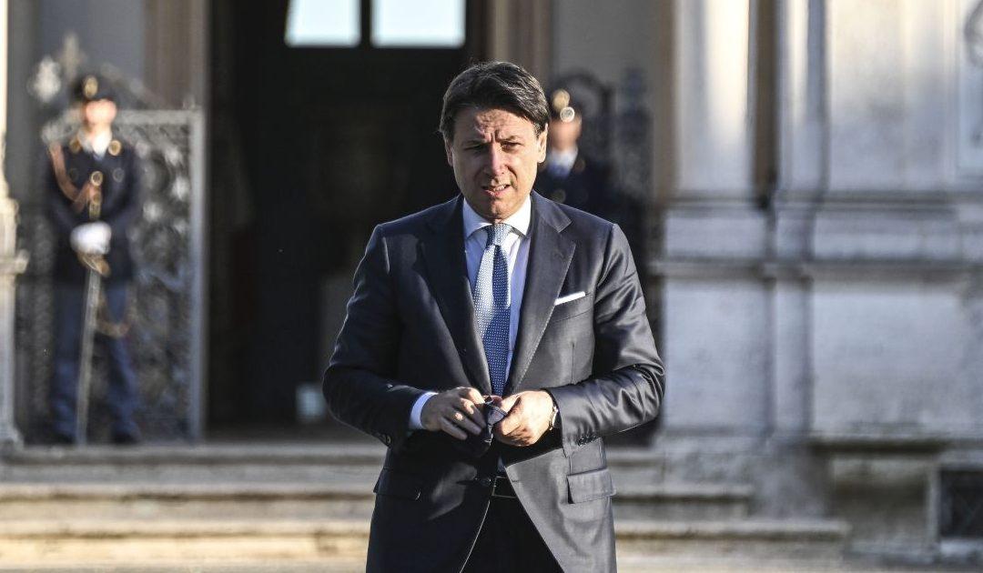 Il presidente Conte: «Non mi sento inamovibile dopo le Regionali»