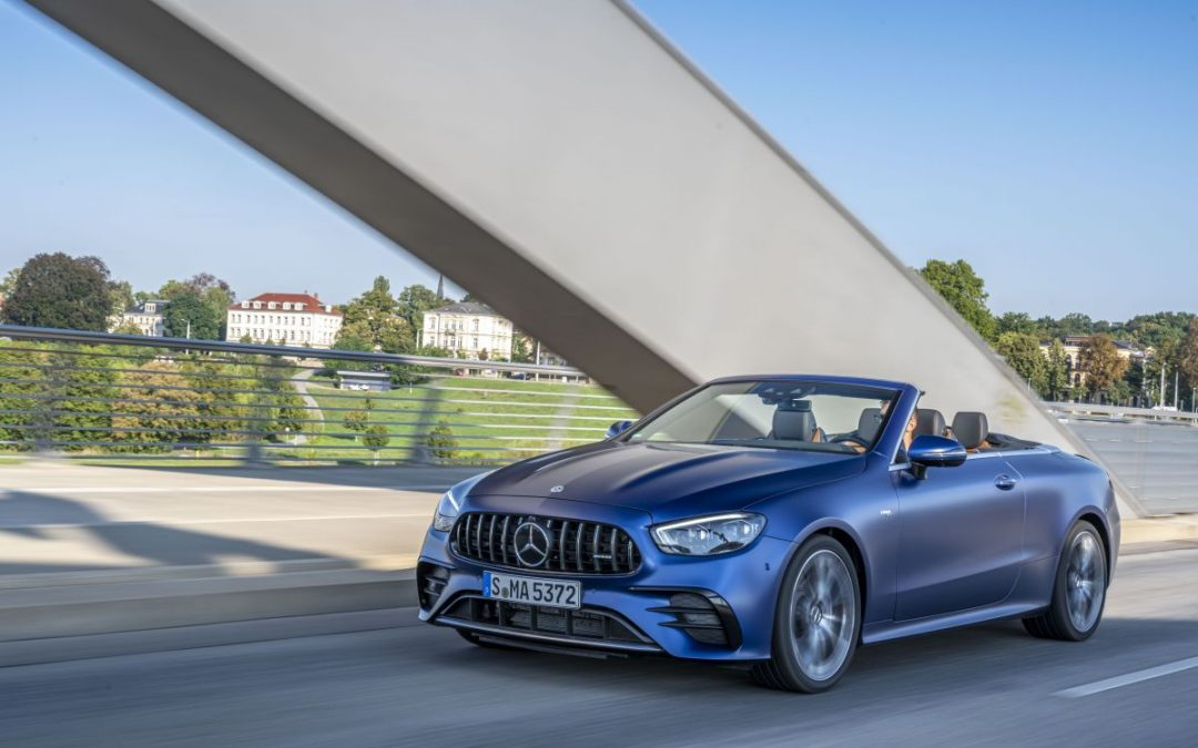 Mercedes-AMG. Si rinnova la berlina high performance della stella