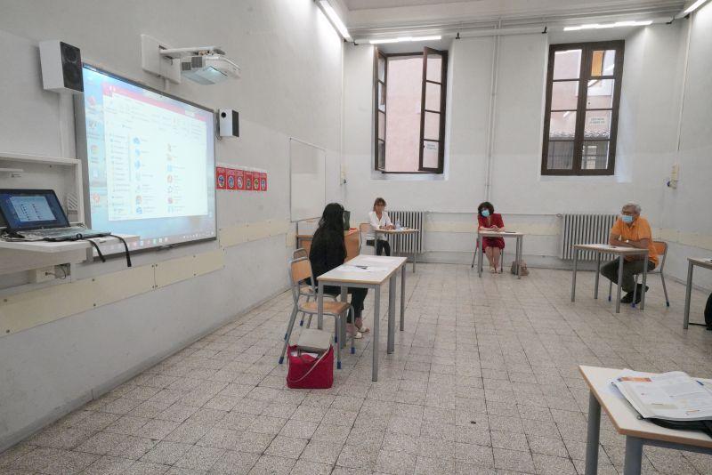 Scuola, dal 22 ottobre al via le prove del concorso straordinario