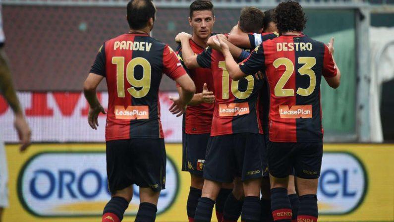 Serie A, al Genoa 14 tesserati positivi al coronavirus
