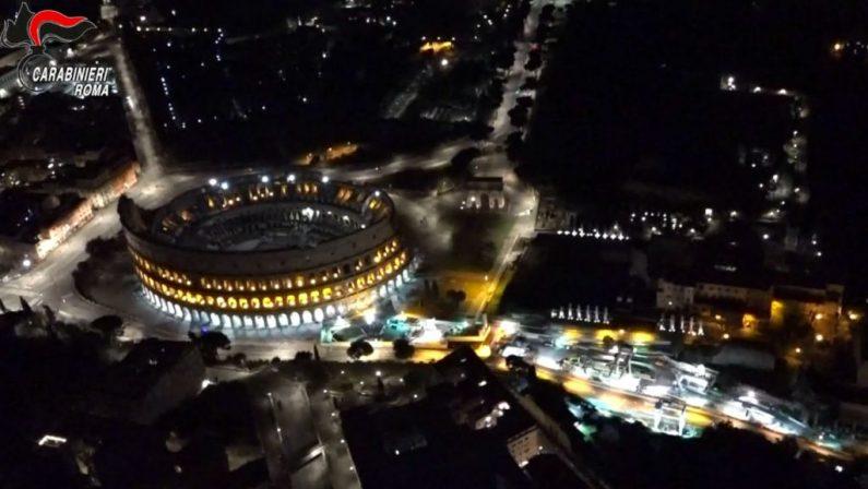 Estorsione aggravata ed esercizio abusivo del credito: I tentacoli della Camorra a Roma, 13 arresti