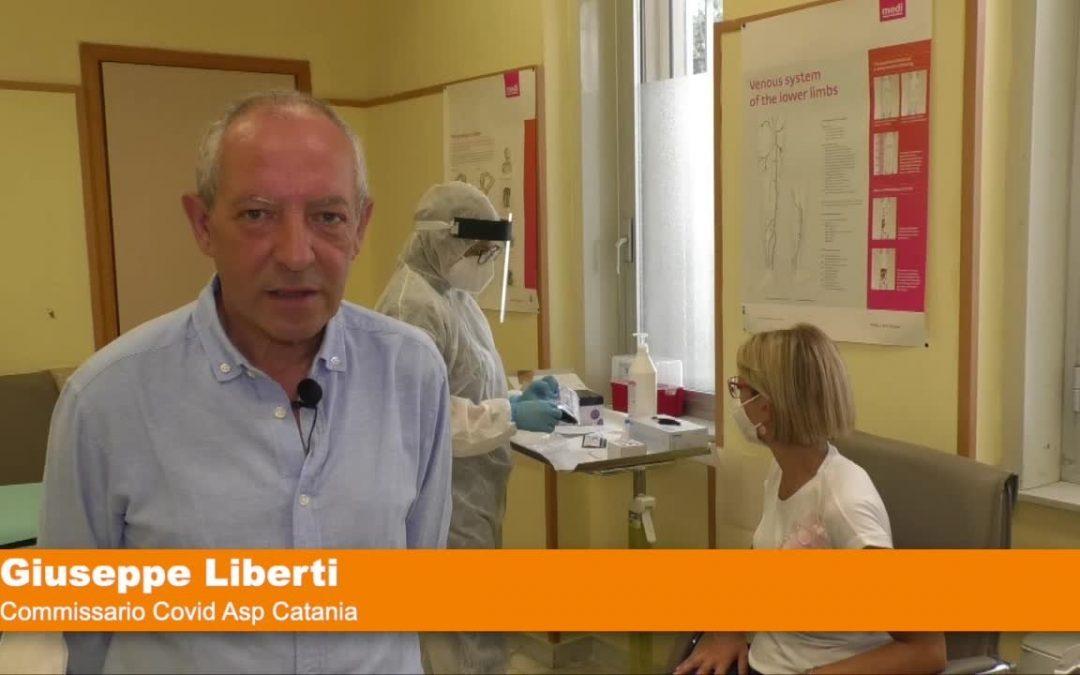 Coronavirus, in Sicilia già in uso i tamponi rapidi