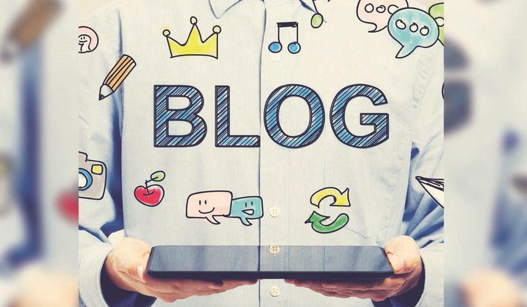 Come la pandemia ti risuscita il blog