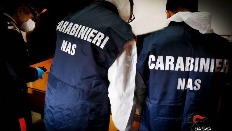 Sequestrati 40 chili di prodotti alimentari privi di tracciabilità in provincia di Reggio Calabria