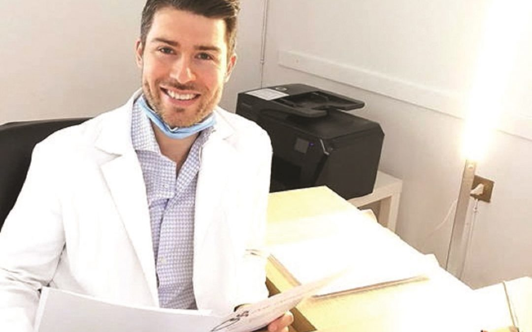 Il dottor Daniele Basta