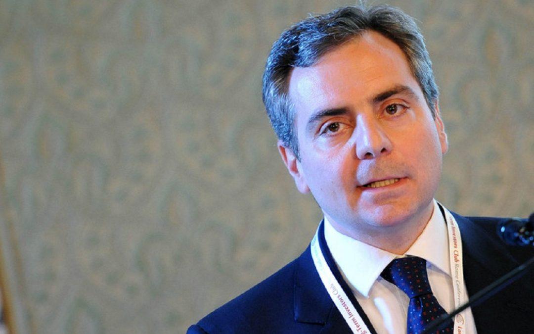 Il vicepresidente della Banca Europea degli Investimenti, Dario Scannapieco