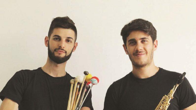 Il duo Dubais stasera in concerto a Catanzaro