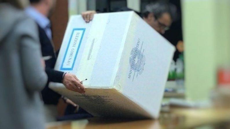 Comunali, in Calabria dati definitivi: affluenza ai ballottaggi in calo rispetto al primo turno