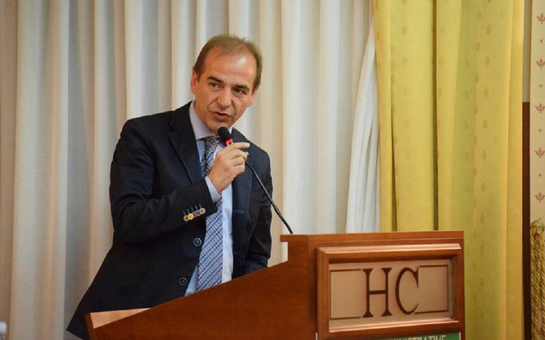 Il confermato sindaco Francesco Malara